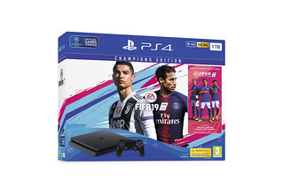 PS4_F1TB_FIFA19_Champions_Packshot_3D_PEGI | by PlayStation Europe