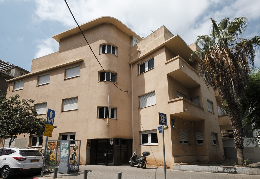 bauhaus architecture in tel aviv jon arne foss flickr