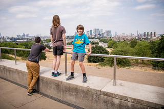 The view from the Royal Observatory at Greenwich | by Dani_Girl