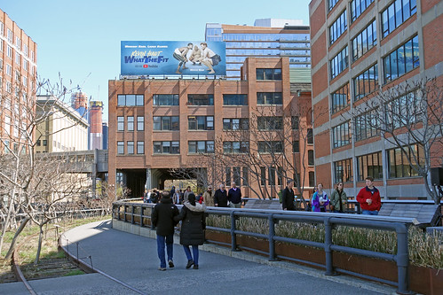 The High Line in Chelsea in Manhattan in New York City, NY | by sanfrancisco2005