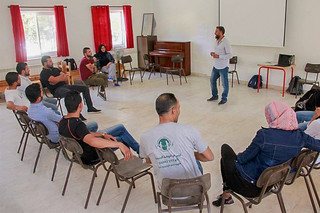 Workshop for new members | by cfpeace.org