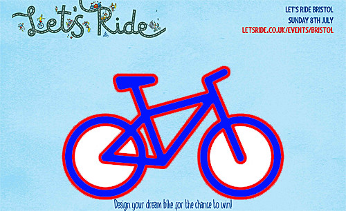 Sample lets ride design a dream bike blueprint bristol city sample lets ride design a dream bike blueprint by bristol city council malvernweather Images