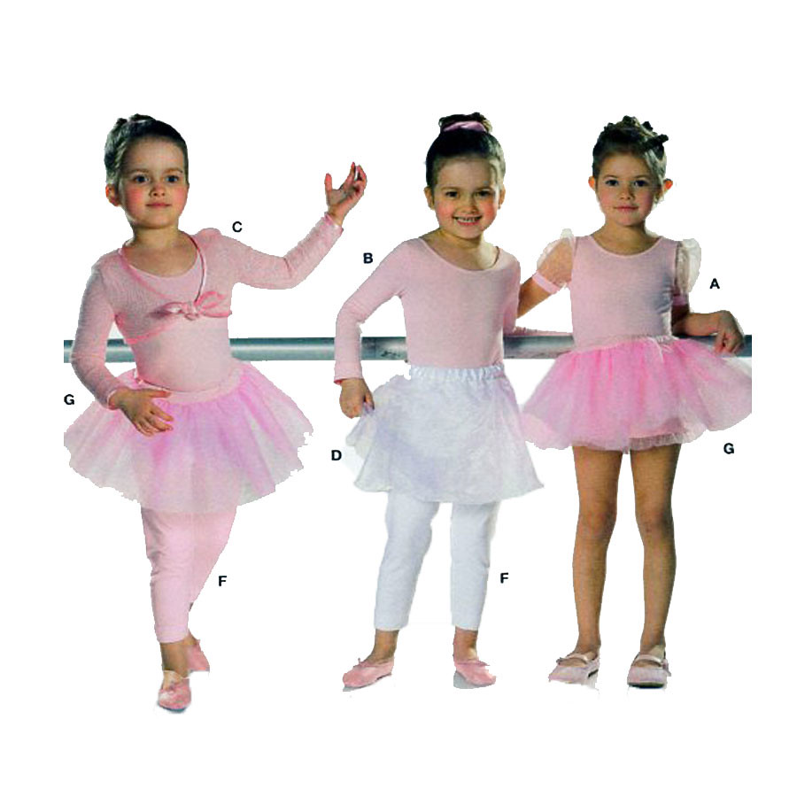 Burda 9629 ballet dance sewing pattern | BURDA 9629, Dance, … | Flickr