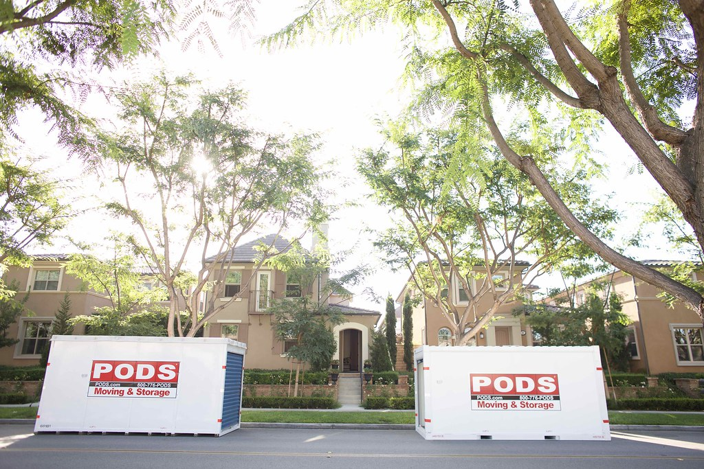 Pods Moving And Storage >> Pods Containers Two Pods Containers On A Two Way Street Wi