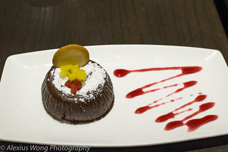 Molten Chocolate Cake | by AK_Wong