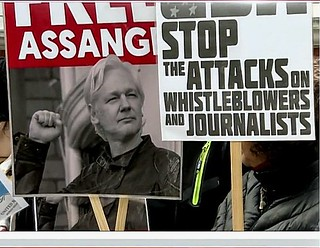 Chris Hedges and Barrett Brown: The War on Journalism, WikiLeaks, Julian Assange and Others | by Dandelion Salad