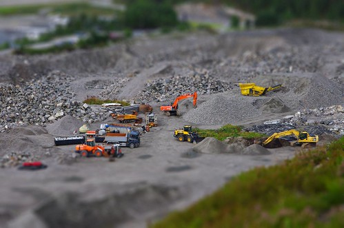 TiltShift | by sveinludvigsen