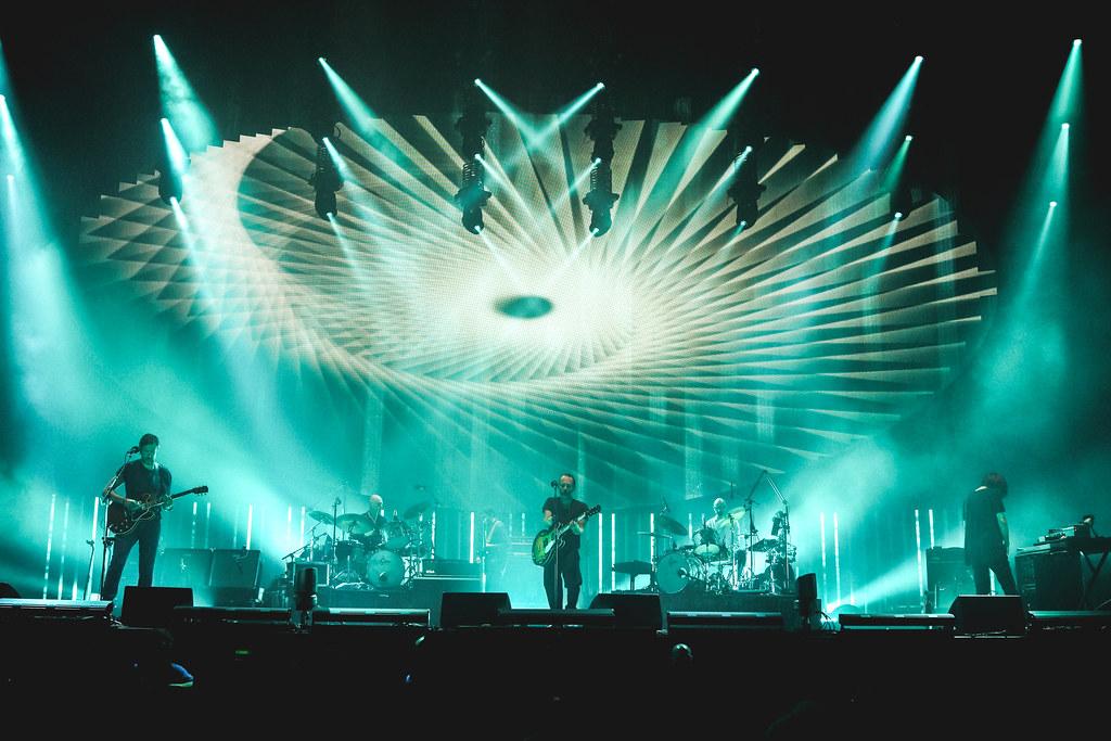 Radiohead @ TD Garden (Boston, MA)   Kenny Sun   Flickr