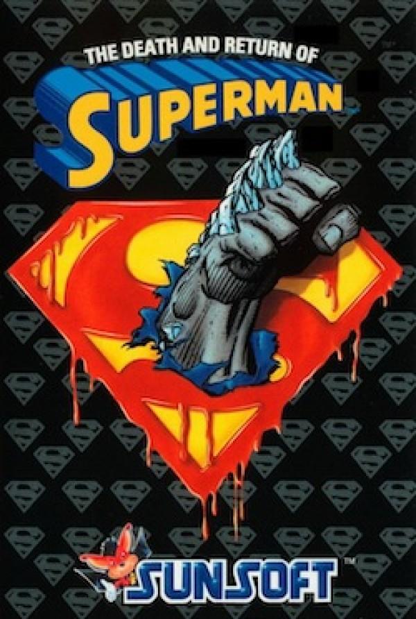 Phim Cái Chết Của Siêu Nhân - The Death Of Superman (2018)