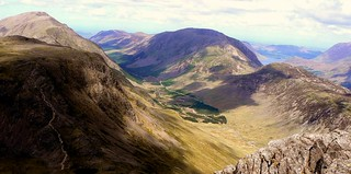 Looking north from Great Gable. May 2008 | by Danny Foy