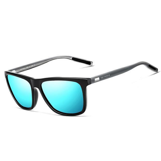 09475b63cc ... Unisex Retro Aluminum+ Sunglasses