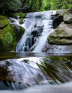 Widow Creek Falls | by Paul Cory