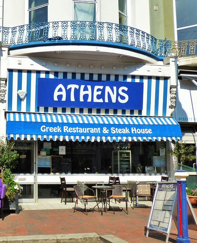 Athens Greek Restaurant | by grassrootsgroundswell