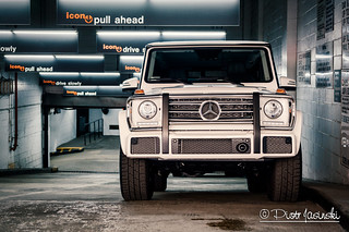 Mercedes G550 | by Karlgoro1
