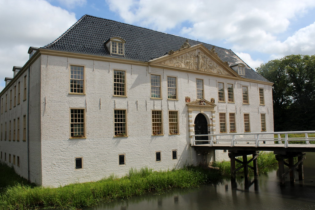 Castle Dornum A Moated House