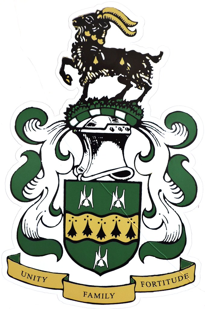 Old City Of Nepean Coat Of Arms Nepean Has Been Part Of Ot Flickr