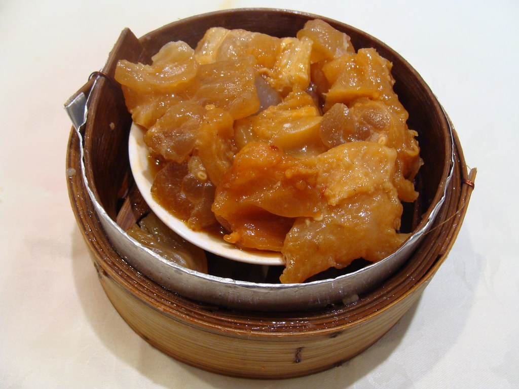 Beef Tendon | Steamed to perfection at Yan\'s Garden ...