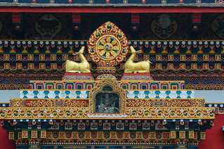 Bhutanese temple in Gaya, India | by phuong.sg@gmail.com