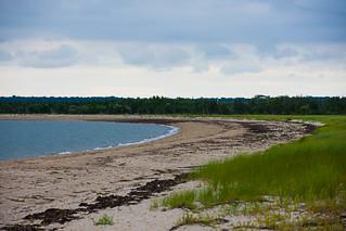 Menhaden Beach Shelter Island