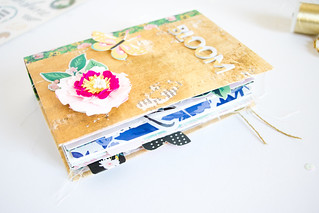 Bloom_ScatteredConfetti_MiniAlbum_CratePaper_MaggieHolmes_Flourish_Craftelier_3 | by *Lola Fons*