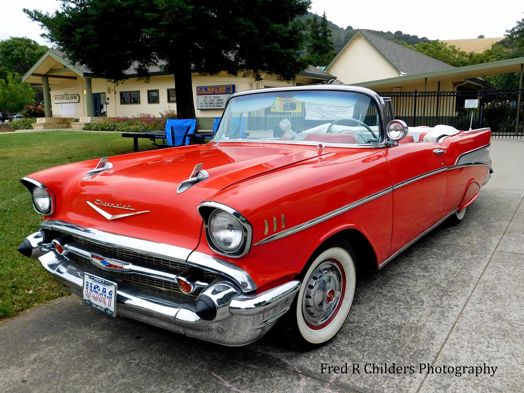 1957 Chevrolet Bel Air Convertible Community Christian Fat Flickr Chevy Bellaire By F R Childers Photography