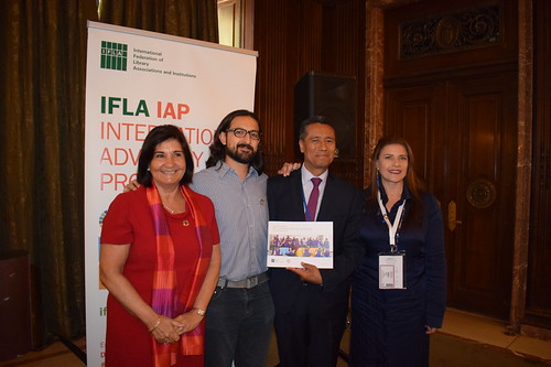 IFLA International Advocacy Programme (IAP) Global Convening - Showcase: Libraries as Partners for Development | by IFLA HQ
