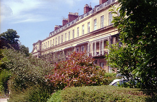 Terraces in Cheltenham | by Boris-66