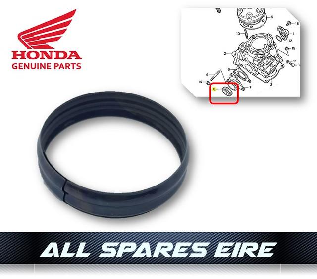 Genuine Honda Cr125 R 1990 1999 Exhaust Pipe Manifold Gasket Seal 18359 Ks7 000 Ebay