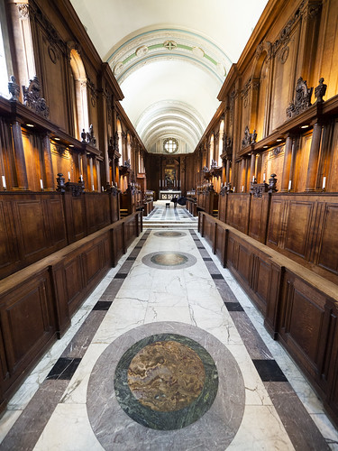 Sidney Sussex College Chapel | by badger_beard