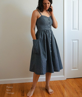 Jessica Dress | by pennysewvintage