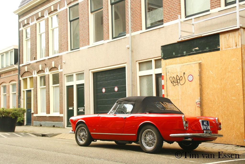 Alfa Romeo 2600 Spider 1962 Timvanessen Flickr