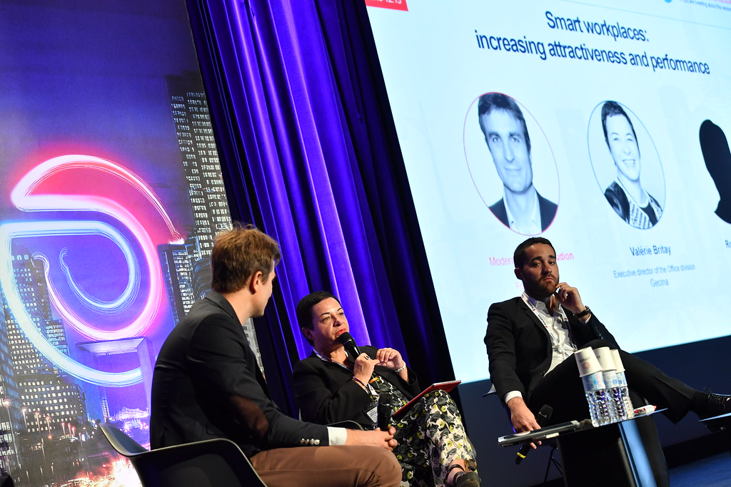 MIPIM PROPTECH EUROPE 2018 - CONFERENCES - MASTER CLASS