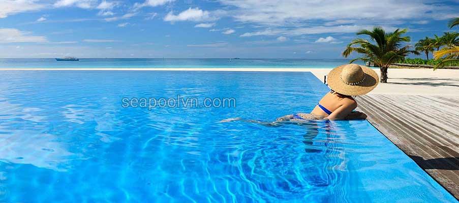 công ty thiết kế thi công bể bơi Seapoolvn