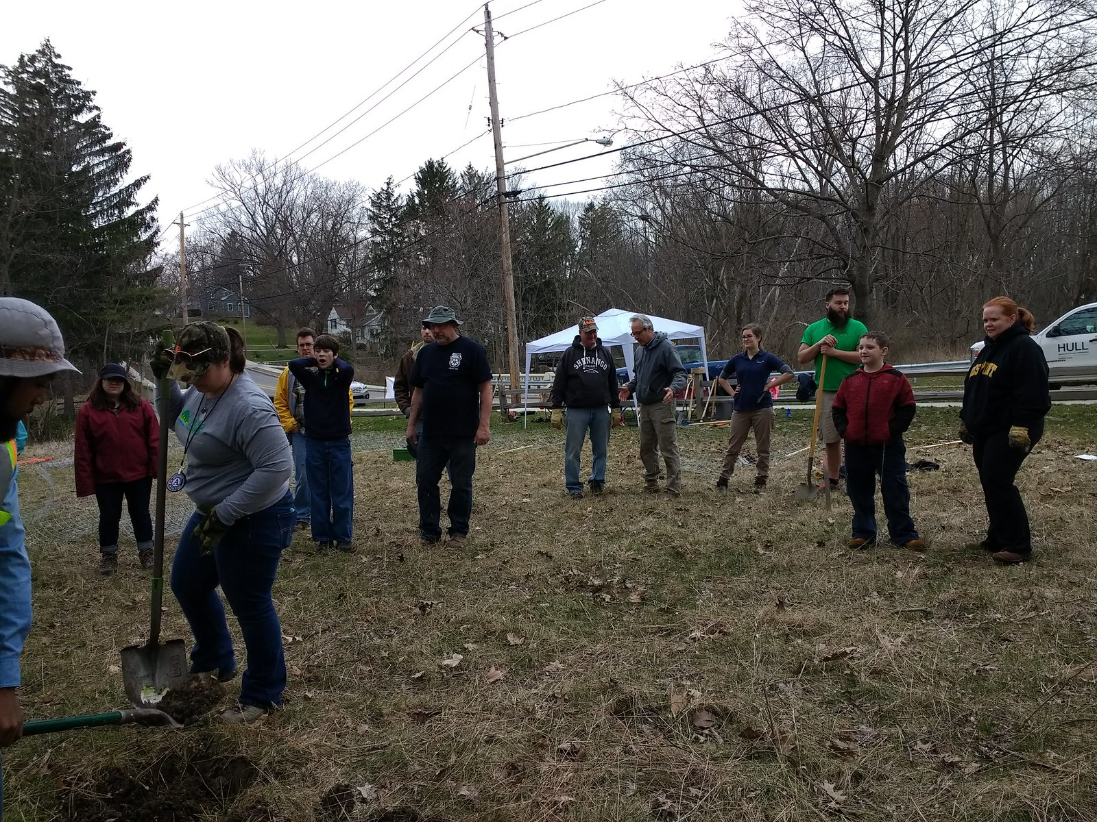 Bedford - Bear Creek Tree Planting
