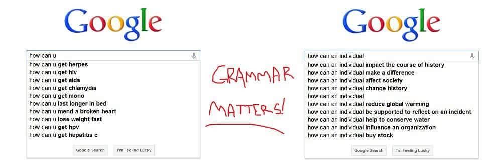 Grammar Really Does Matter Via Rfunny Httpbit2mkt Flickr