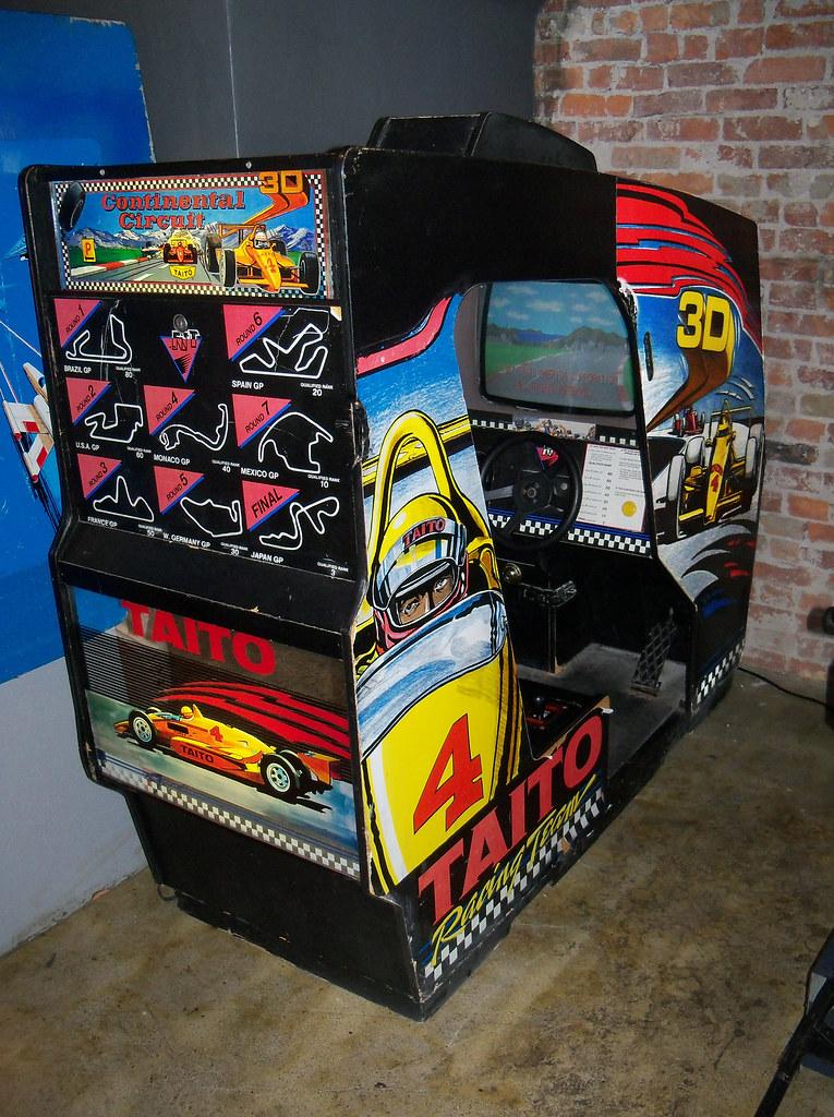 Continental video arcade