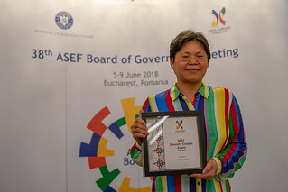 ASEF Diversity Creates Award 1997 - 2017 | by Asia-Europe Foundation