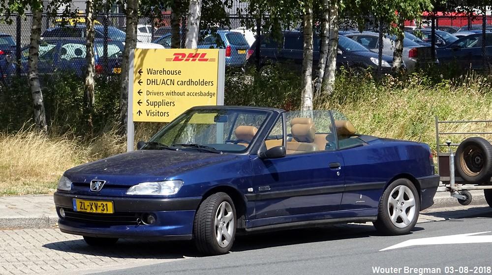 Peugeot 306 Cabriolet Palm Beach 1999