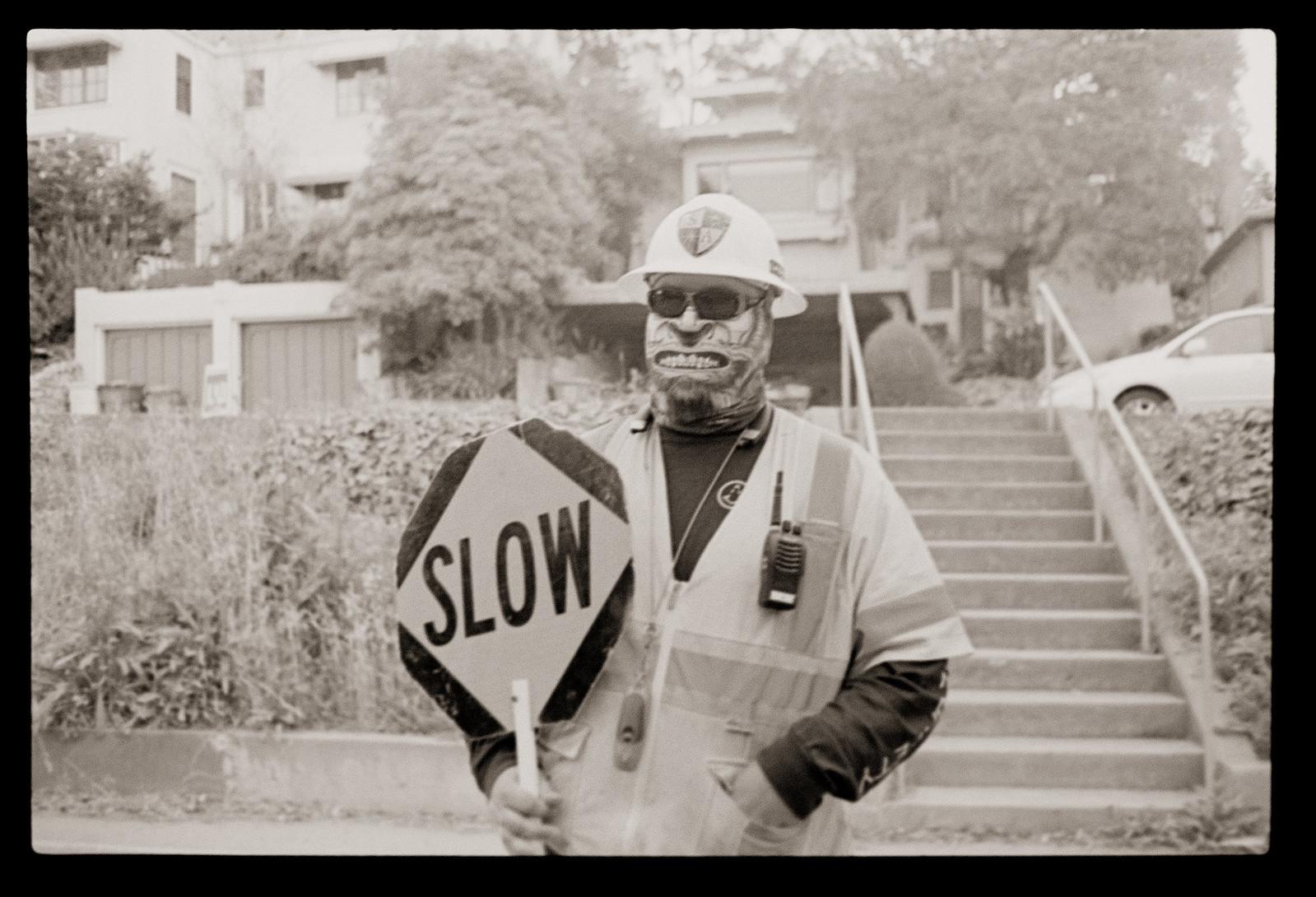 Traffic control   by efo
