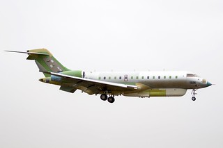Emirates Bombardier global express | by joeygastel
