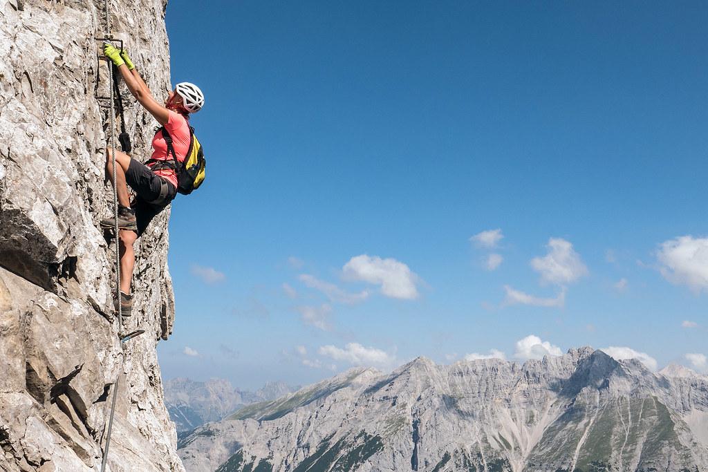 Klettersteig Innsbruck Umgebung : Innsbrucker klettersteig u wikipedia