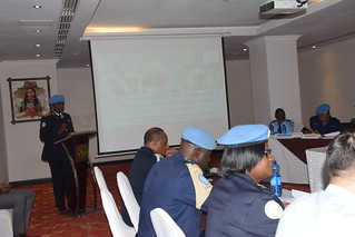 3rd UN missions Heads of Police Component (HoPC) Retreat | by UNOAU_PIO