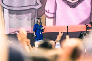 Billie Eilish OSL Day 1-1 | by The Owl Mag