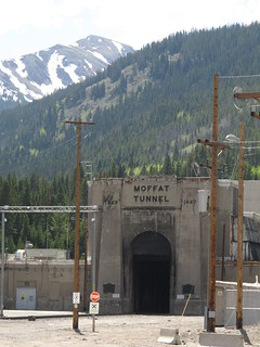 East portal of the Moffatt Tunnel, CO. | by WY0WDR