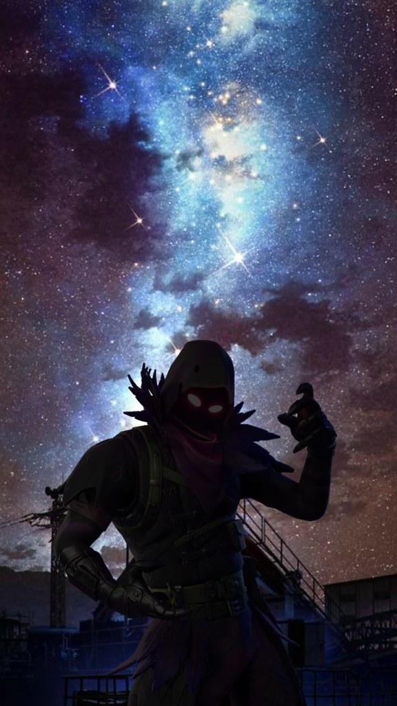 By Kw GeeK Fortnite Wallpaper : Fortnite, Raven. | By Kw GeeK
