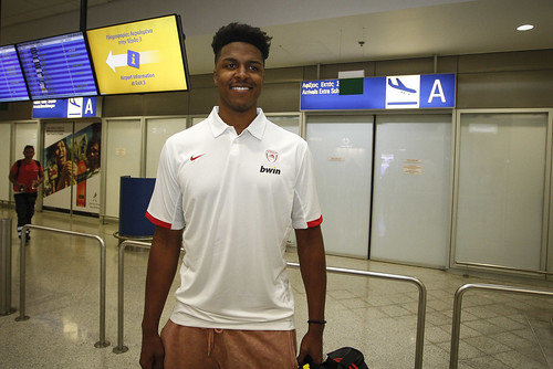 Zach LeDay Welcome to Piraeus | by Olympiacos BC