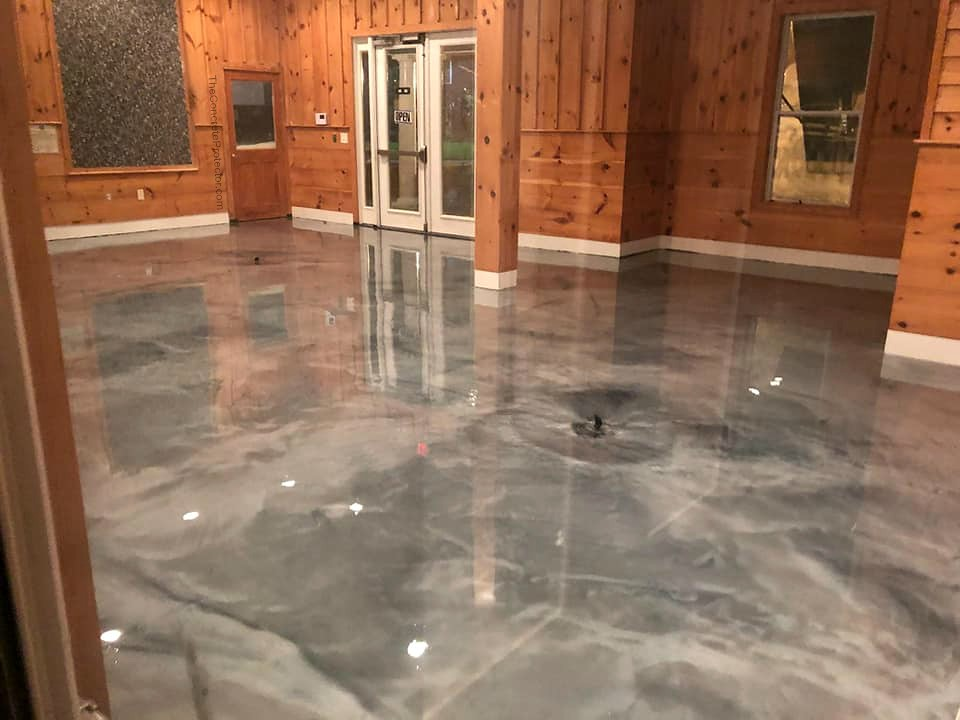 Image result for epoxy flooring for homes