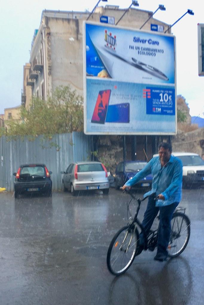 Palermo, rain | by ADMurr
