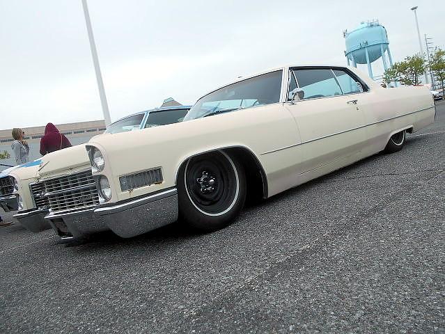 1966 Cadillac Calais 28th Annual Cruisin Ocean City Ocea Flickr