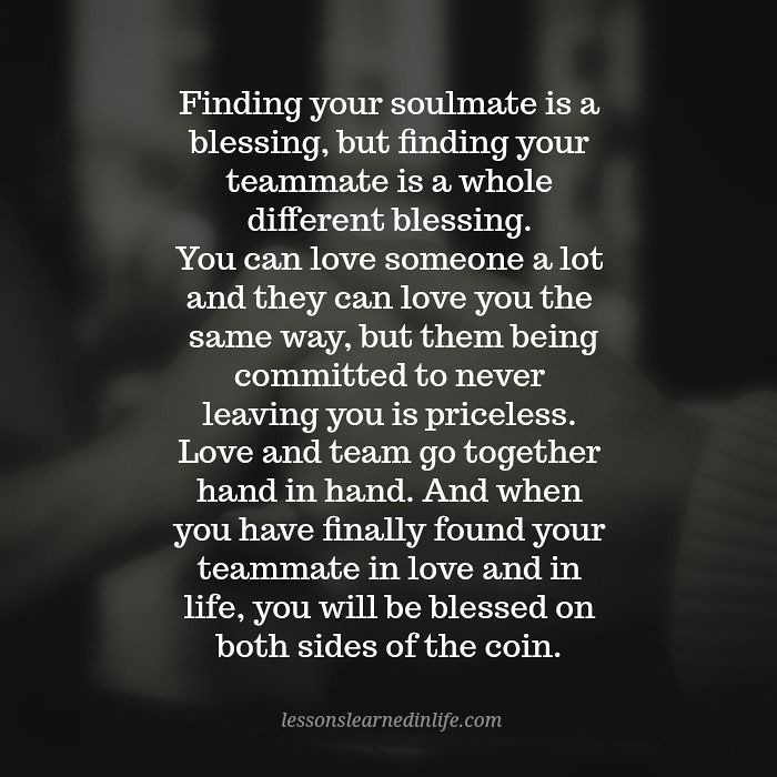 Quotes About Finding Your Soulmate Soulmate And Love Quotes: Finding your soulmate is a bless… | Flickr Quotes About Finding Your Soulmate